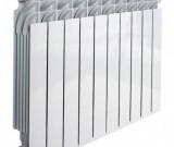 Биметаллический радиатор RADENA BIMETALL CS 500 (4 секции)