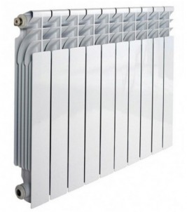 Алюминиевый секционный радиатор RADENA R500/80 (4 секции)