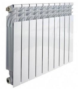 Алюминиевый секционный радиатор RADENA R500/80 (7 секций)