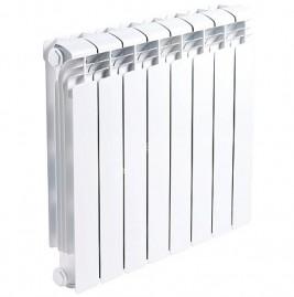 Алюминиевый секционный радиатор Rifar Alum 500 (4 секций)