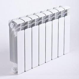 Биметаллический секционный радиатор Rifar Base 500 (8 секций)