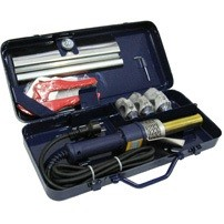 Аппарат POLYS SP-4a 650 W TraceWeld MINI blue для сварки враструб Dytron