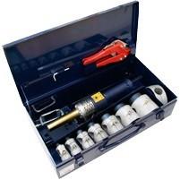Аппарат POLYS SP-4a 650 W TraceWeld PROFI blue для сварки враструб Dytron