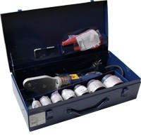 Аппарат POLYS SP-4a 850 W TraceWeld PROFI blue для сварки враструб Dytron