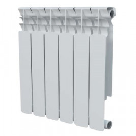 Биметаллический секционный радиатор EVOLUTION EvB350 (4 секции)
