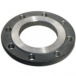 Фланец стальной плоский Ду200 PN(Ру)10 (8 х М20) ГОСТ 12820-80