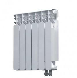 Биметаллический радиатор RADENA BIMETALL с нижним подключением CS 500 VC (8 секций)