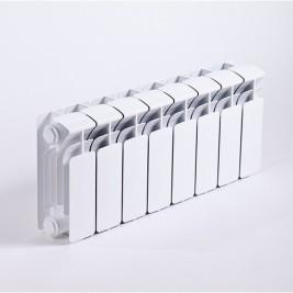 Биметаллический секционный радиатор Rifar Base 200 (8 секций)